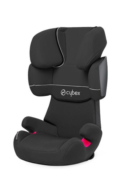 Cybex Solution X 2015, Pure Black - II. jakost