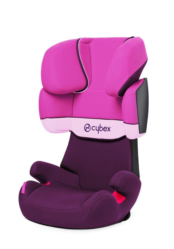 Cybex Solution X 2016, Purple Rain