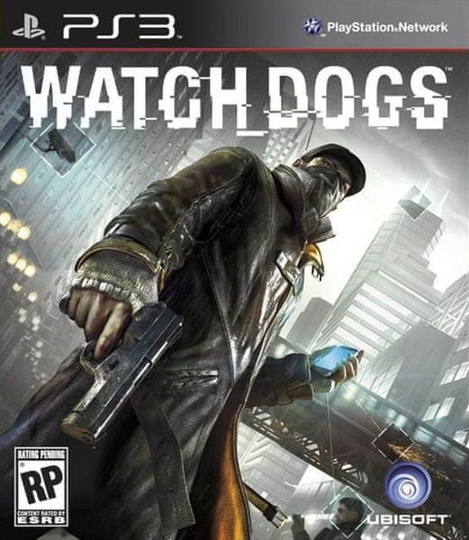 Ubisoft Watch Dogs / PS3