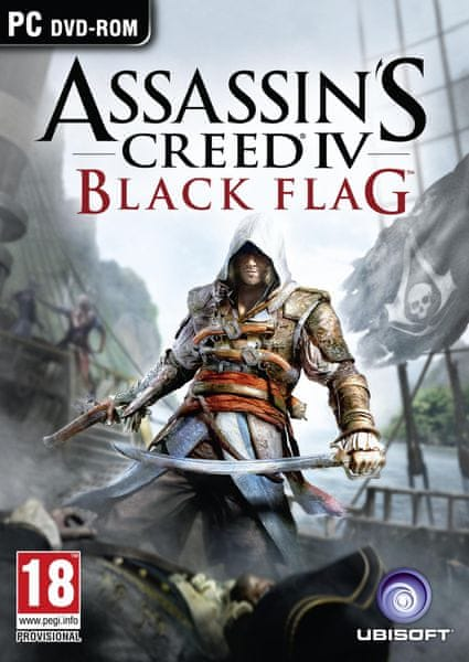 Ubisoft Assassins Creed IV Black Flag / PC