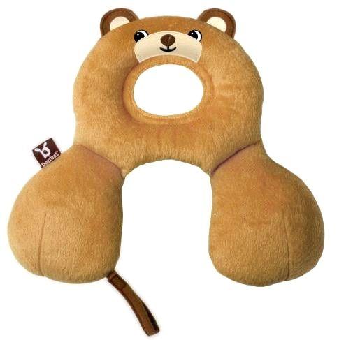 BenBat Nákrčník s opěrkou hlavy 0-12 m, Medvěd