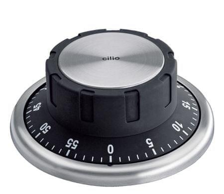Cilio Minútovník Safe čierna