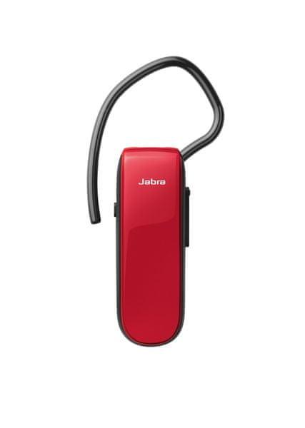 Jabra Bluetooth Headset CLASSIC, červená