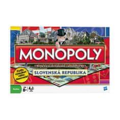 HASBRO Monopoly národná edícia SK