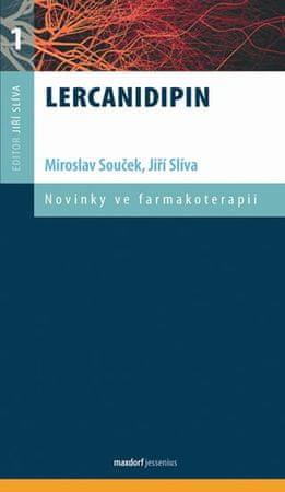 Souček Miroslav, Slíva Jiří: Lercanidipin - Novinky ve farmakoterapii