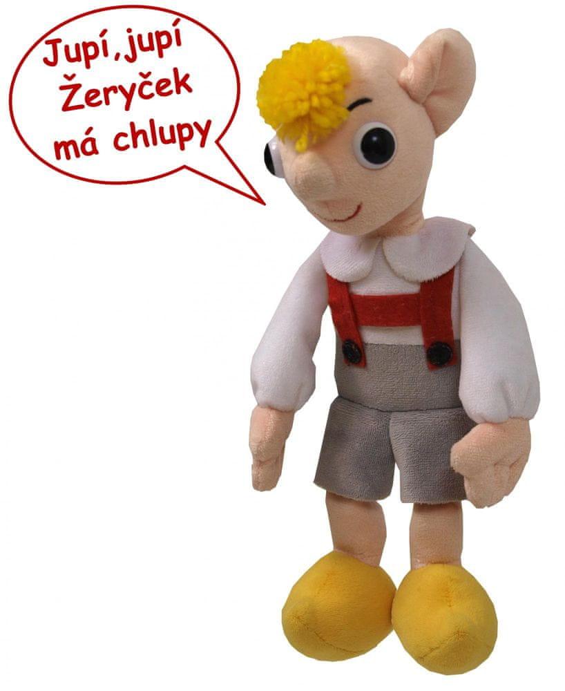 Moravská Ústředna Brno Hurvínek 25 cm