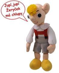 MÚ Brno Hurvínek 25 cm mluvící