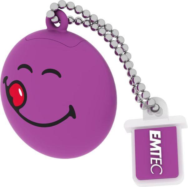 Emtec Smiley World 8GB, Yum Yum, USB 2.0