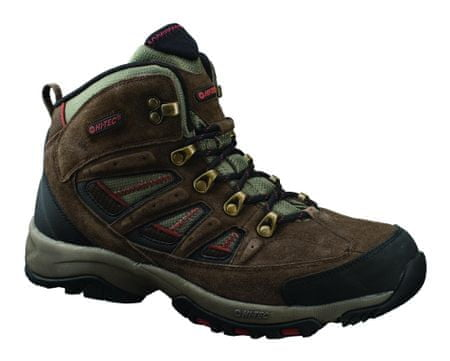 HI-TEC Kamberg Mid Dark Chocolate 41,0