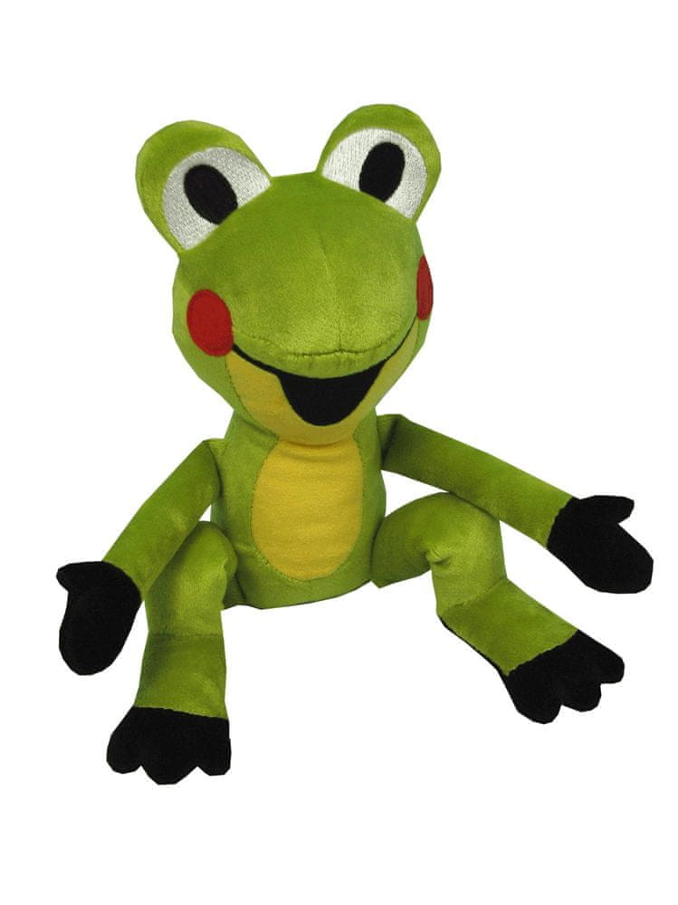 MÚ Brno Žabka sedící, 20cm