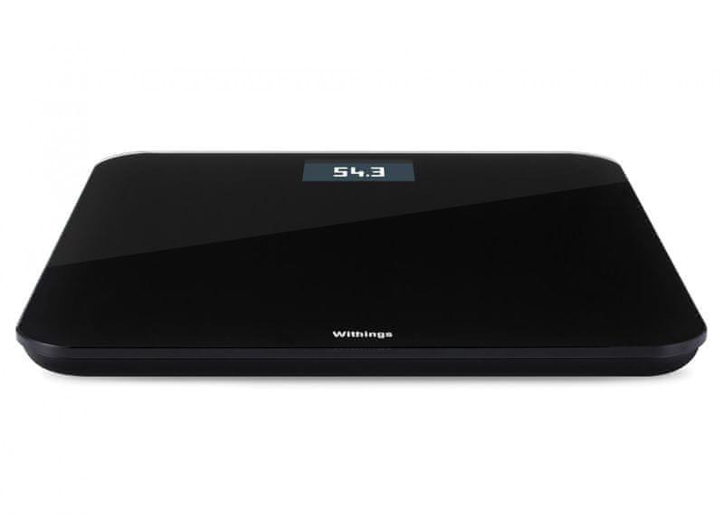 Withings Wi-Fi osobní váha WS-30, černá