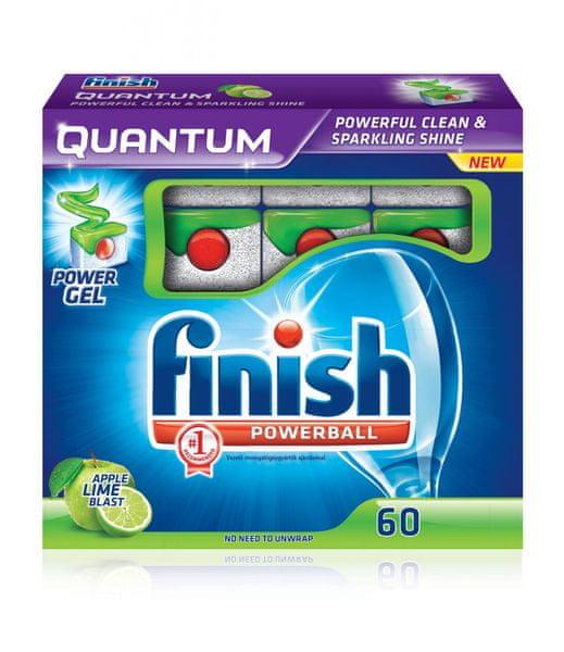Finish Quantum Apple&Lime 60 ks