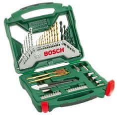 Bosch komplet svedrov in vijačnih nastavkov X-Line Titanium 50 (2607019327)