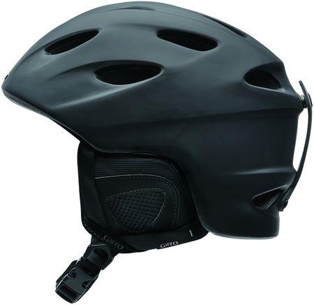 Giro G9 Mat Black - XL (62,5-65 cm)