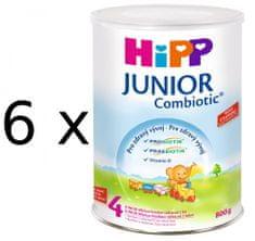 HiPP 4 Junior Combiotic - 6x800g