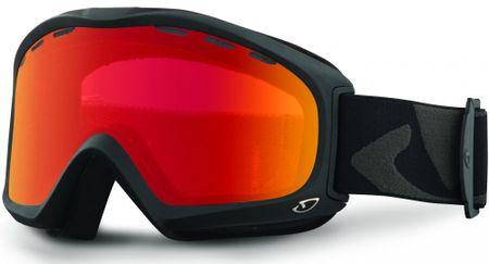 Giro Signal (W13), Fekete/narancs Síszemüveg