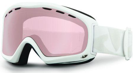 Giro Signal (W13),Fehér/barna Síszemüveg