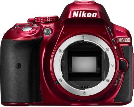 Nikon D5300 Body Red