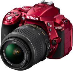 Nikon D5300 + 18-55 AF-P VR