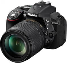 Nikon digitalni fotoaparat D5300 + 18-105 VR