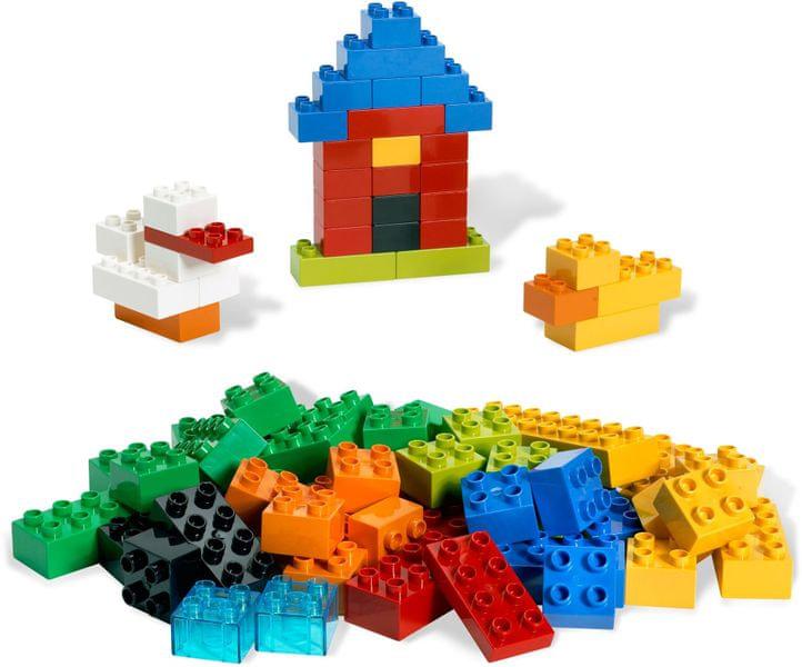 LEGO® DUPLO 6176 Základní kostky - Sada Deluxe