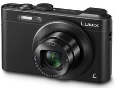 Panasonic Lumix DMC-LF1EP-K černá - II. jakost