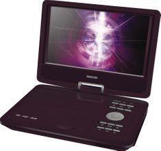 SENCOR SPV 2919 Piros Hordozható DVD lejátszó