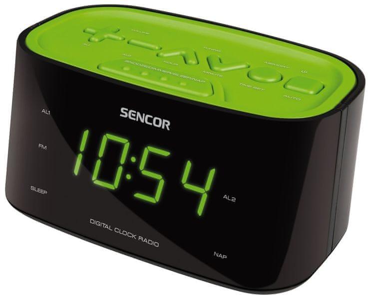 Sencor SRC 180 GN (Green)