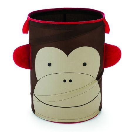 Skip hop zložljivi koš za igrače, opica