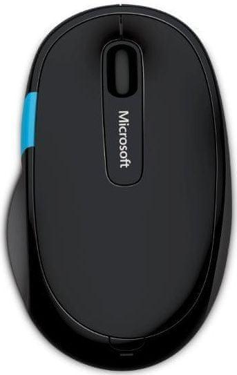 Microsoft Sculpt Comfort Mouse Wireless, černá (H3S-00002) - rozbaleno