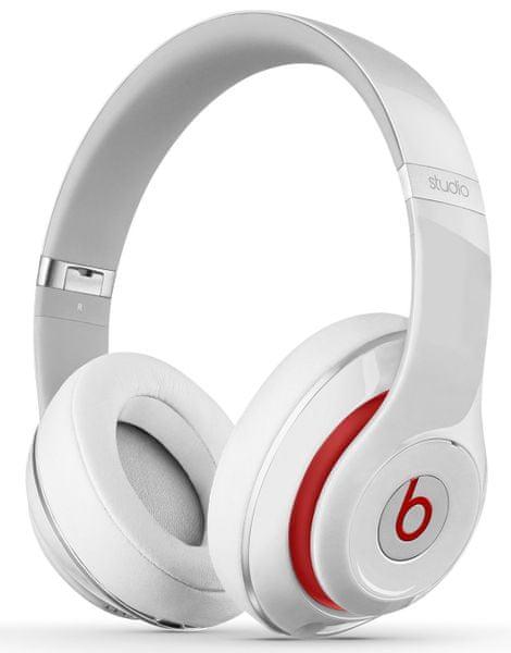 Beats by Dr. Dre Studio 2.0 bílá - II. jakost