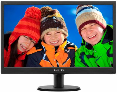 "Philips monitor LCD 18,5"" 193V5LSB2/10"