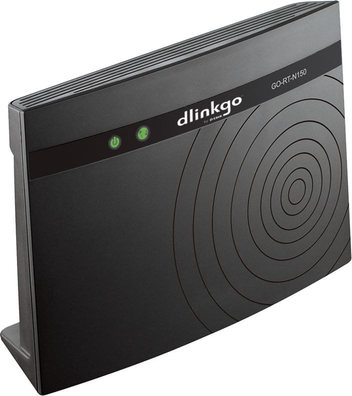 D-Link GO-RT-N150 Bezdrátový router
