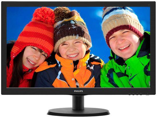 "Philips monitor LCD 21,5"" 223V5LSB"