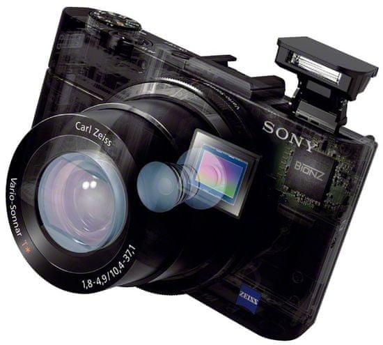 Sony digitalni DSC-RX100M2 fotoaparat - Odprta embalaža