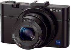 SONY aparat cyfrowy CyberShot DSC-RX100 Mark II