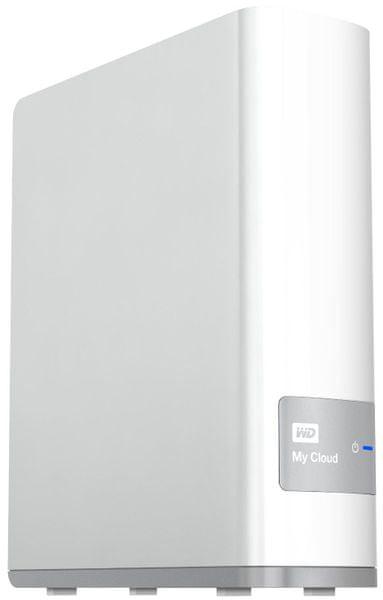"WD My Cloud 4TB / Externí / RJ-45 / 3,5"" White (WDBCTL0040HWT-EESN)"