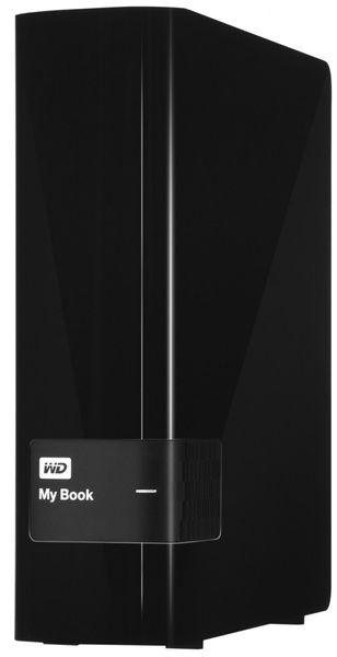 """WD My Book 3TB / Externí / USB 3.0 / 3,5"""" / Black (WDBFJK0030HBK-EESN)"""