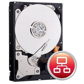 "WD Red 1TB NAS / Interní / SATAIII/600 / 3,5"" / 5400rpm / 64MB (WD10EFRX)"