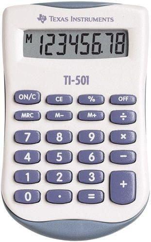 Texas Instruments Kalkulator Ti-501