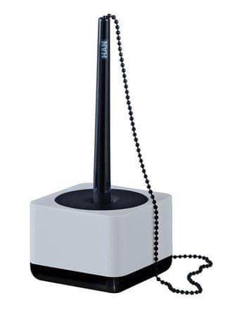 Han Kemični svinčnik na stojalu iLine, sivo črn