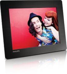 Philips digitalni foto zaslon SPF4608, 8''