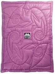Odeja Srednje topla odeja Grafiti Medium Design, roza