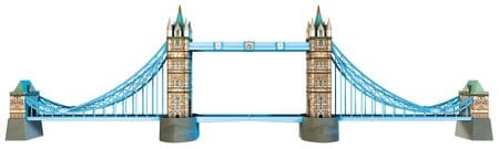 Ravensburger sestavljanka 3D Tower Bridge, London 216 delna, XXL