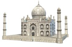 Ravensburger Taj Mahal 3D 324 dielikov