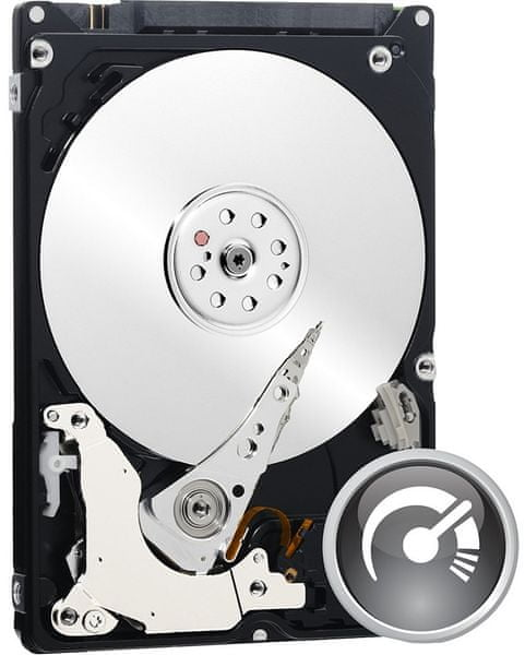 """WD Black 750GB / Interní / SATAIII/600 / 2,5"""" / 7200rpm / 16MB (WD7500BPKX)"""