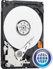 WD Blue tvrdi disk 1TB (WD10JPVX)