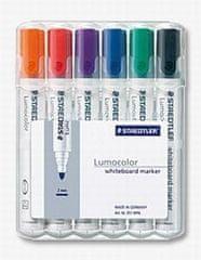 Staedtler Marker Whiteboard Lumocolor okrogla konica 6/1