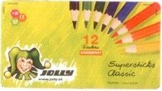 Jolly Barvice Kinderfest 12/1 kovinska embalaža