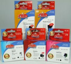 Emstar tinta za Canon CLI-526 Yellow, 750 stranica